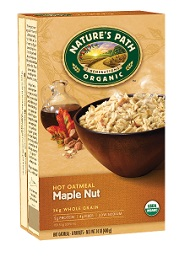 Nature's Path gluten free Cereal