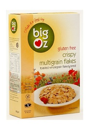 big oz gluten gree cereal