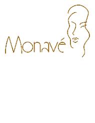 Monave gluten free cosmetics logo