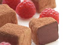 Booja-Booja gluten and dairy free chocolate truffles