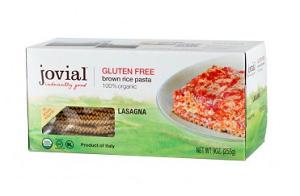 Brown Rice Lasagna