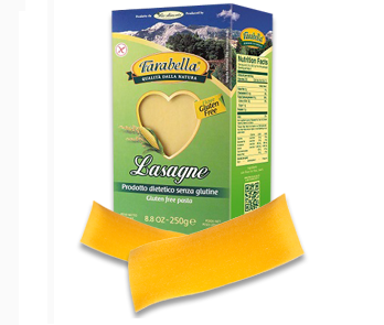 Farabella Gluten Free Lasagna Noodles
