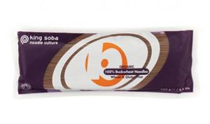 King Soba Gluten Free Organic Buckwheat Pasta Noodles