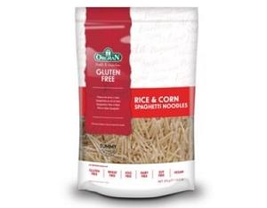 Organ Rice & Corn Spaghetti Noodles