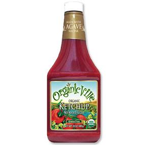 Organicville Organic Ketchup