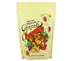 Trader Joe's Loaded Fruit and Nut Gluten Free Granola