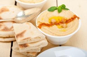 Is Hummus gluten free