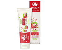 Nature's Gate Toothpaste – Cherry Gel