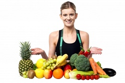 A list of vitamins and minerals in foods