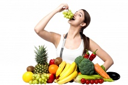 High fructose foods