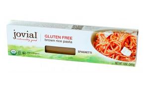 Jovial Organic Brown Rice Pasta